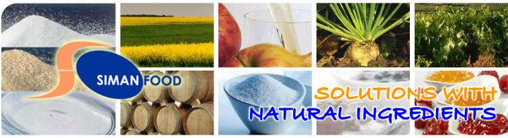 Siman Food. Distribución de aditivos alimentarios logo